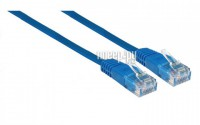 Фото ExeGate UTP cat.5e 3m Blue 258680
