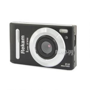 Фотоаппарат Rekam iLook S970i Black