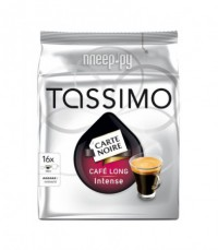 Капсулы Tassimo Carte Noire Cafe Long Intense