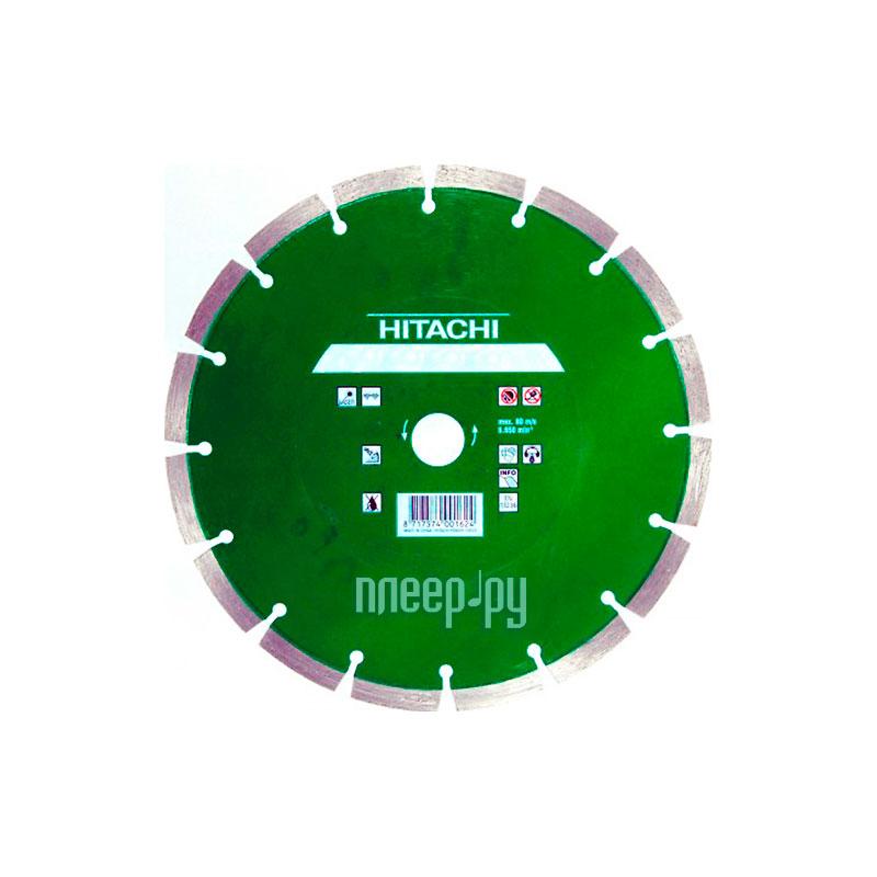 Диск Hitachi 773010 алмазный отрезной по бетону 350x20.0mm