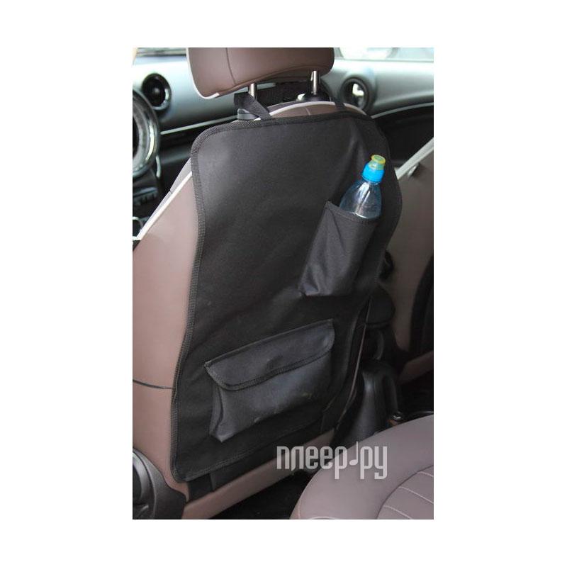 Органайзеры на сиденья WIIIX Накидка защитная в автомобиль на сиденье - фото 4