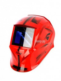 Маска сварщика Fubag Optima 4-13 Visor Red 38437