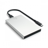 Фото Корпус для HDD Satechi Aluminum ST-TCDES HDD 2.5 USB Type C External Silver