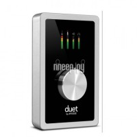 Аудиоинтерфейс Apogee Duet for iPad and Mac