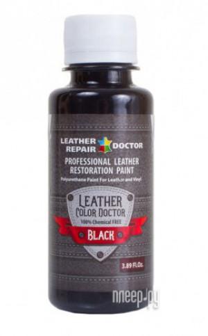Средство для ремонта изделий из кожи Leather Doctor 125ml Black