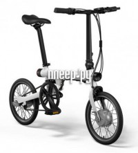 электровелосипед Mijia Xiaomi QiCycle Folding Electric Bike White