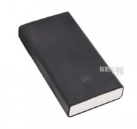 Аксессуар Чехол Xiaomi Silicone Case for Power Bank 2 20000 mAh Black