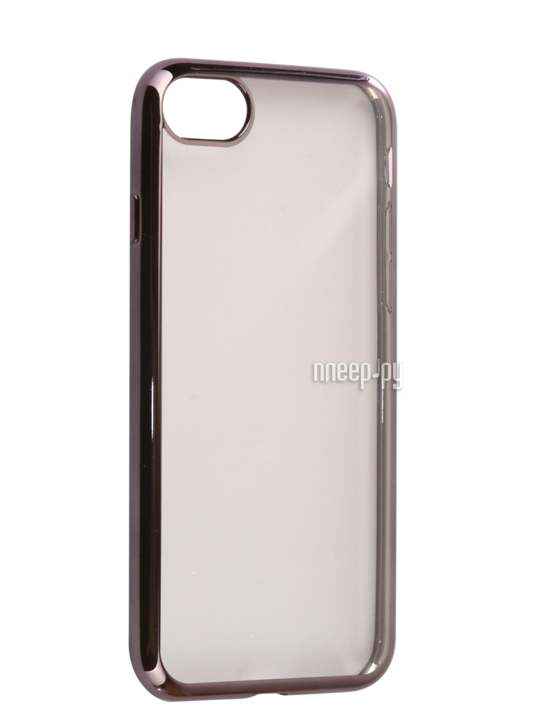 IBox Blaze Silicone APPLE IPhone 8 Black Frame