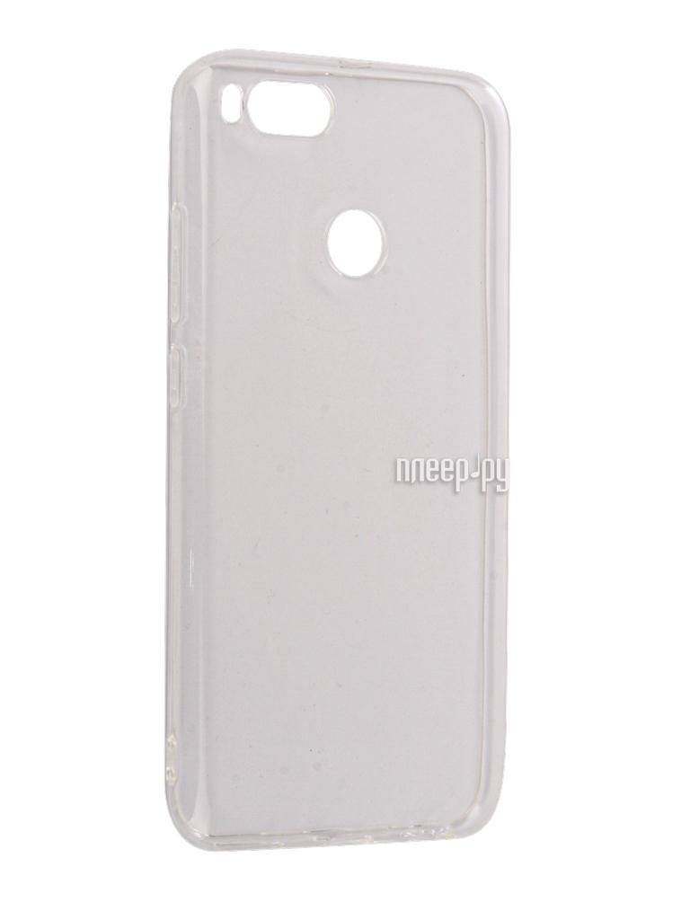 Аксессуар Чехол Xiaomi Mi5X / Mi A1 Zibelino Ultra Thin Case Black ZUTC-XIA-Mi5X-BLK