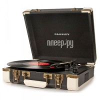 Проигрыватель Crosley Executive CR6019A-BK Black-White
