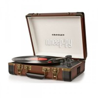 Проигрыватель Crosley Executive CR6019A-BR Brown-Black
