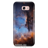 Аксессуар Чехол Samsung Galaxy A5 2017 A520 With Love. Moscow Life for the Present 6909