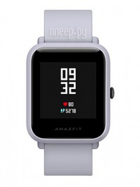 Фото Xiaomi Huami Amazfit Bip Gray / White Cloud