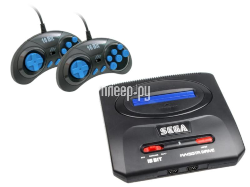 ee74b43e8537 Купить SEGA Magistr Drive 2 + 160 игр по низкой цене в Москве