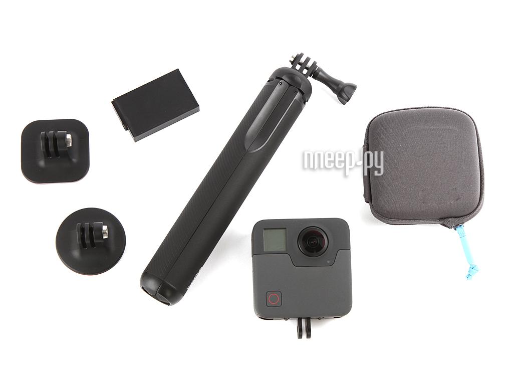 Экшн-камера GoPro Fusion[Перейти в каталог этих товаров]