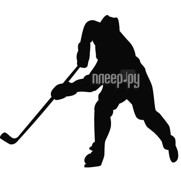 Наклейки на авто Sport-Sticker Наклейка Хоккей 04 - фото 11
