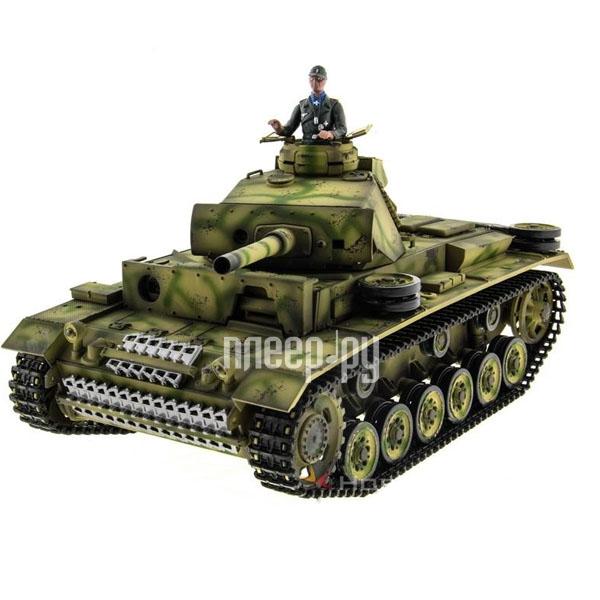 Игрушка Taigen Panzerkampfwagen III TG3848-1HC