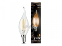 Лампочка Gauss LED Filament Candle Tailed Dimmable E14 5W 2700K 104801105-D