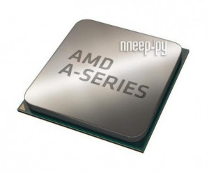 Фото AMD A8-9600 Bristol Ridge (3100MHz/AM4) AD9600AGM44AB OEM