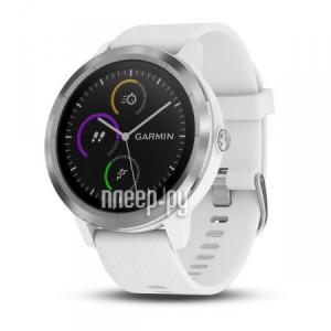 Умные часы Garmin Vivoactive 3 White 010-01769-22