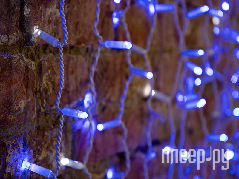 Гирлянда Neon-Night Мишура LED 6m 576 LED Pink 303-617