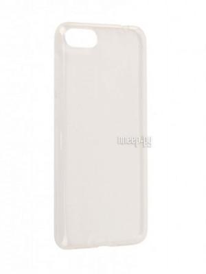 Аксессуар Чехол-накладка ASUS ZenFone Go ZC500TG Krutoff Transparent 11583