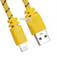 Фото Liberty Project Кабель USB - Lightning Yellow 0L-00030339