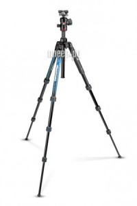 Фото Manfrotto Befree Advanced Travel Twist MKBFRTA4BL-BH Blue