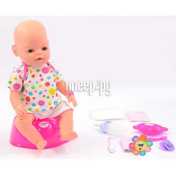 Кукла Shantou Gepai Младенец в коляске F1277-3