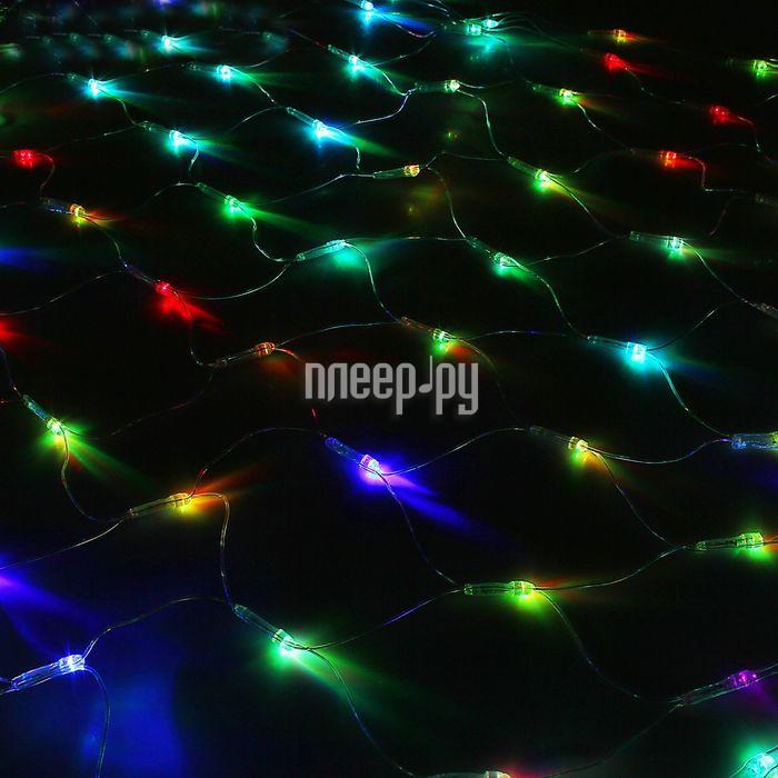 Гирлянда Luazon Сетка 1x0.9m LED-120-220V 1080489