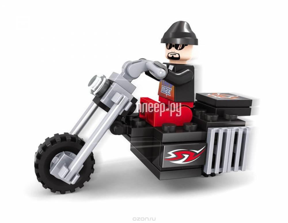 3859c4008e47 Купить Ausini Мотоциклы 53 дет. 25208 по низкой цене в Москве
