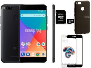 Xiaomi Mi A1 32Gb Black Выгодный набор + подарок серт. 200Р!!!