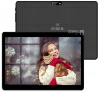 Фото Irbis TZ968 Black (Spreadtrum SC9832 1.3 GHz/1024Mb/8Gb/3G/Wi-Fi/Cam/9.6/1280x800/Android 7.0)