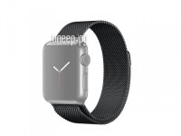 Фото Ремешок APPLE Watch 42mm Activ Black Metal Mesh 79567