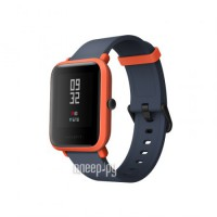 Фото Xiaomi Huami Amazfit Bip Orange / Cinnabar Red