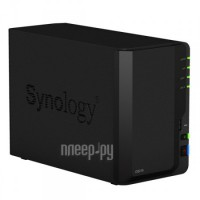 Фото Synology DS218