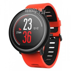 Умные часы Xiaomi Amazfit Red / Pace Smartwatch Red