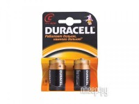 Фото C - Duracell Alkaline LR14-MN1400 (2 штуки)