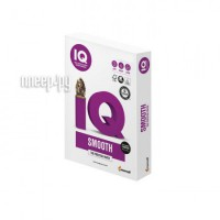 Фото IQ Selection Smooth А4 160g/m2 250л А+ 110742