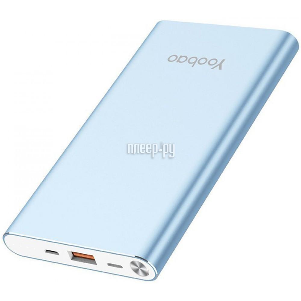 ... Yoobao Power Bank A1 Air 10000mah Blue Hippo Powerbank Eve Real Capacity White