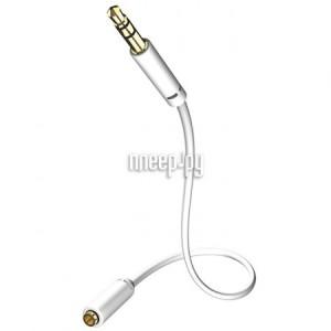 <b>Аксессуар</b> Inakustik Star MP3 Audio Cable <b>3.5mm</b> MF 3.0<b>m</b> 00310503