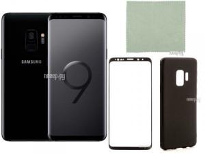 Сотовый телефон Samsung SM-G960FD Galaxy S9 64Gb Black New