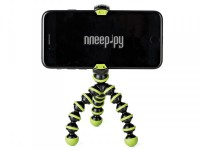 Фото Joby GorillaPod Mobile Mini Black-Green JB01519-0WW