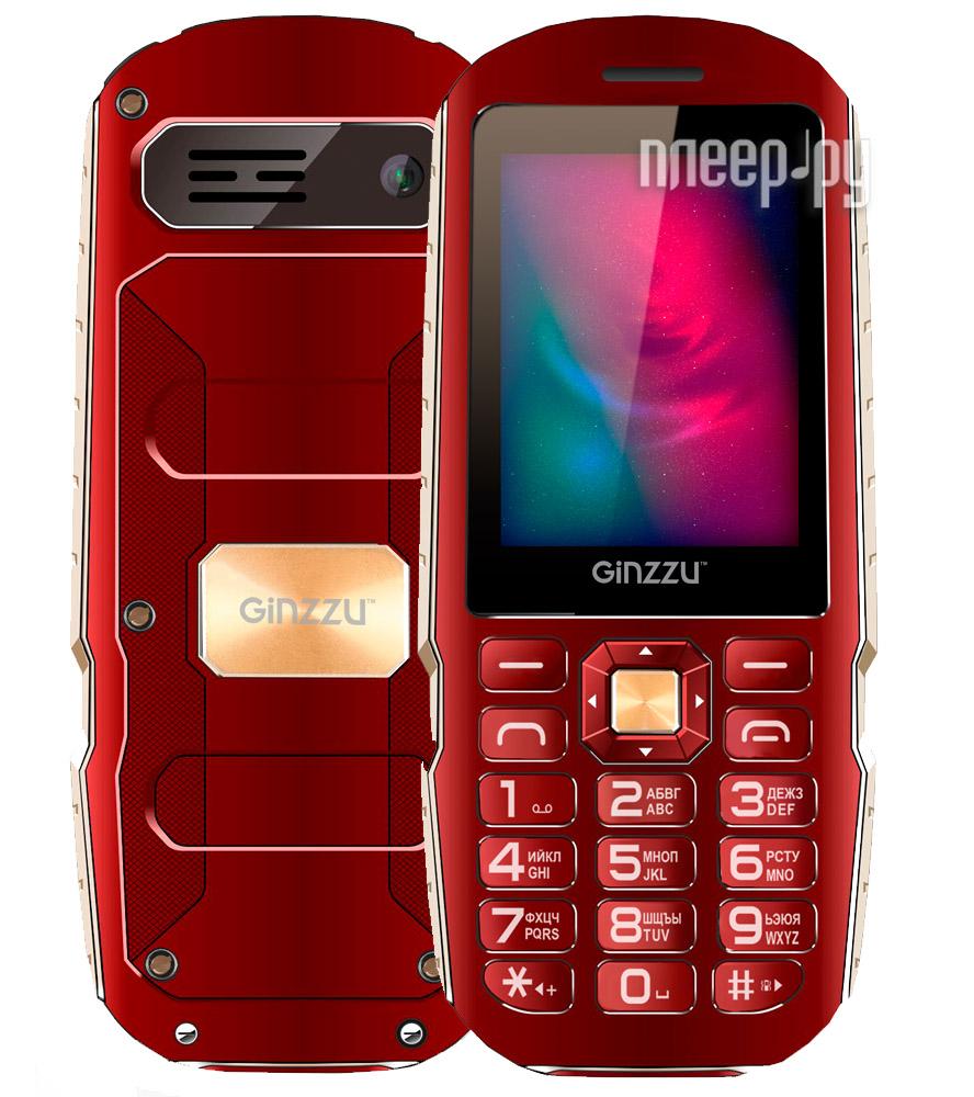 Телефон Ginzzu R1D - УЦЕНКА!