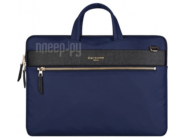 3069fd313b31 Аксессуар Сумка 13-inch Cartinoe Tommy Series для Macbook 13 Blue 904385