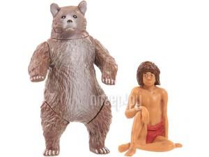 Набор фигурок Just Play Книга Джунглей - Балу и Маугли