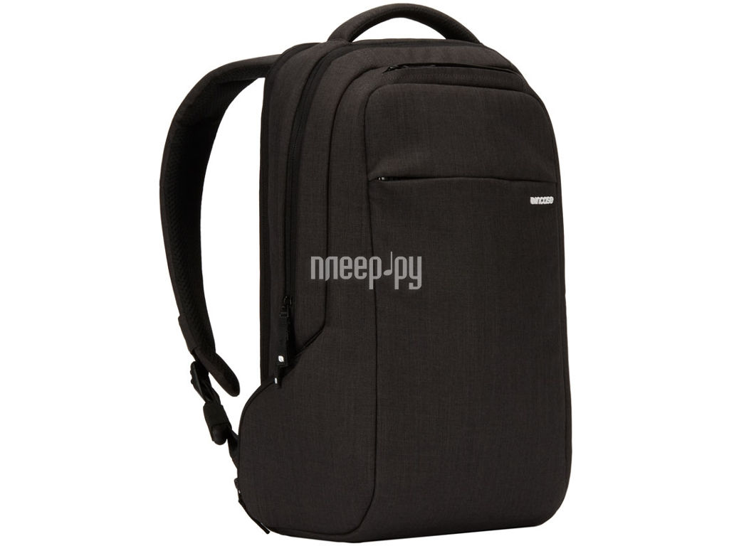Did the incase nylon backpack to charming