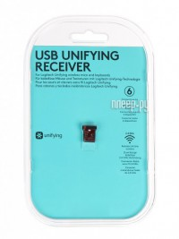 Фото Приемник USB Logitech Unifying Receiver 910-005236
