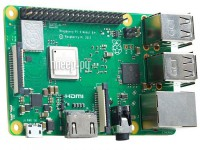 Фото Raspberry Pi 3 Model B+1Gb