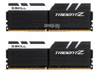 Фото G.Skill Trident Z DDR4 3600MHz PC4-28800 CL17 - 32Gb KIT (2x16Gb) F4-3600C17D-32GTZKW